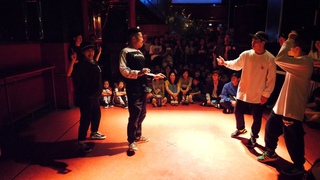 D&F(MITSU RINKA) vs HAYATO & SEIYA BEST16 HIPHOP WDC 2018 FINAL World Dance Colosseum
