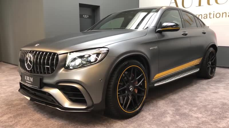 Mercedes-Benz AMG GLC 63 S Coupe 4Matic