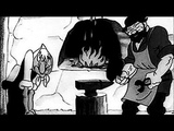 Сказки русские - Ивашко и Баба Яга