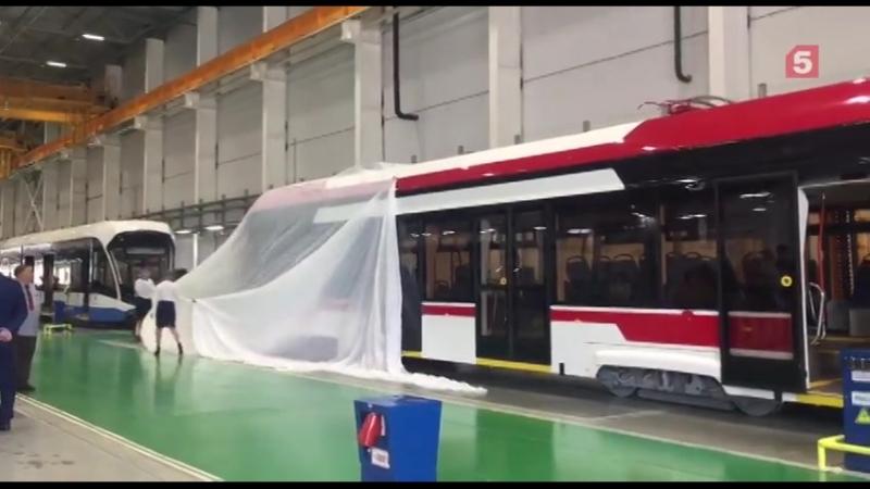 Трамвай «Львенок»