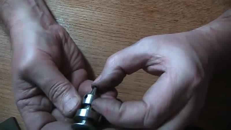 Как разобрать сверлильный патрон Разборка сверлильного патрона