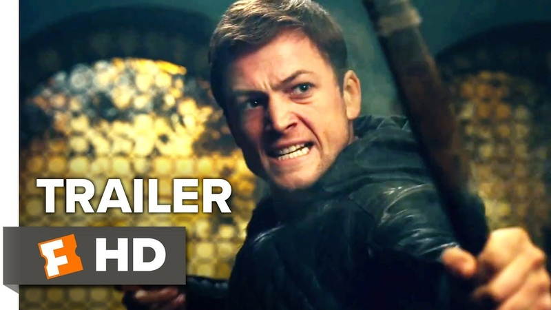 Robin Hood Trailer 1 (2018) | Movieclips Trailers