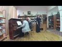 F. Shubert Sonata violine and piano №2 a-moll, part 1