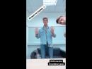 Алексей Воробьев и Вячеслав Чечот Мяч Скоро на сцену👍 распевается Ты супер Финал Москва 24 05 2018