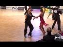 Andrey Gusev - Vera Bondareva RUS ¦ Finnish Open 2018 ¦ C