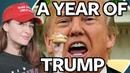 ICYMI A year of Trump It hasn't been so bad has it