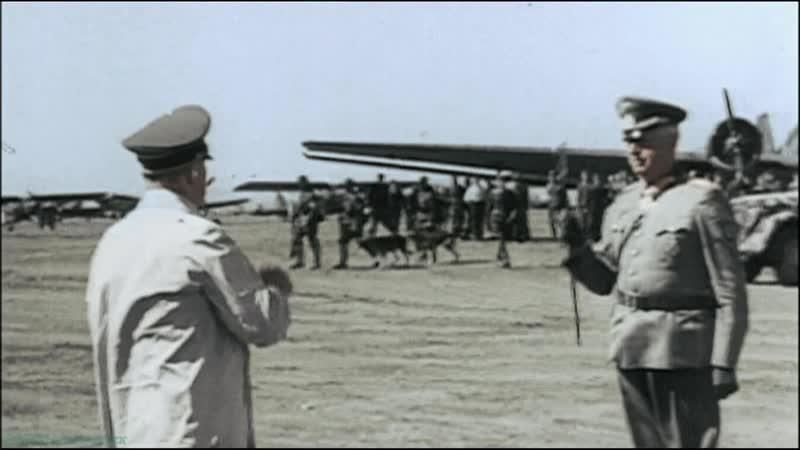 Апокалипсис Вторая мировая война 5 Крупнейшие десантные операции 1942 1943 Документальный история 2009