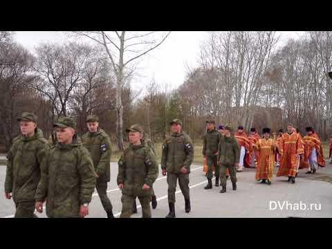Крестный ход в Комсомольске-на-Амуре