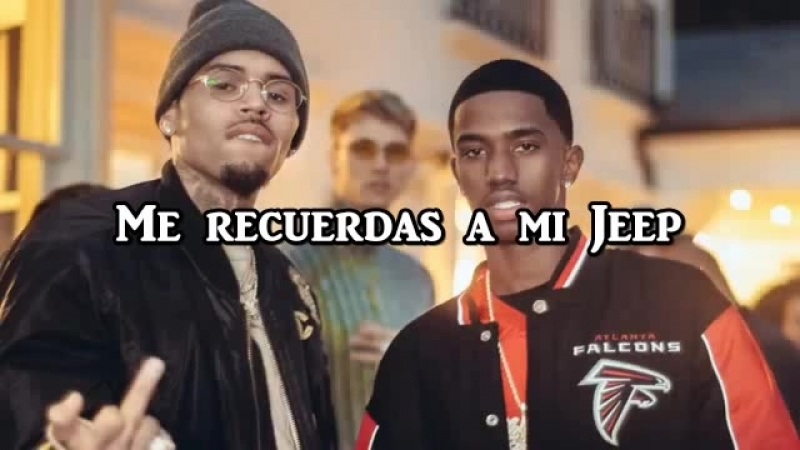 King Combs Chris Brown - Love You Better ESPAÑOL