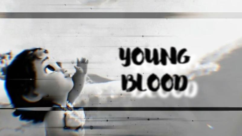 ;multicartoon [youngblood] (c/w Darina)