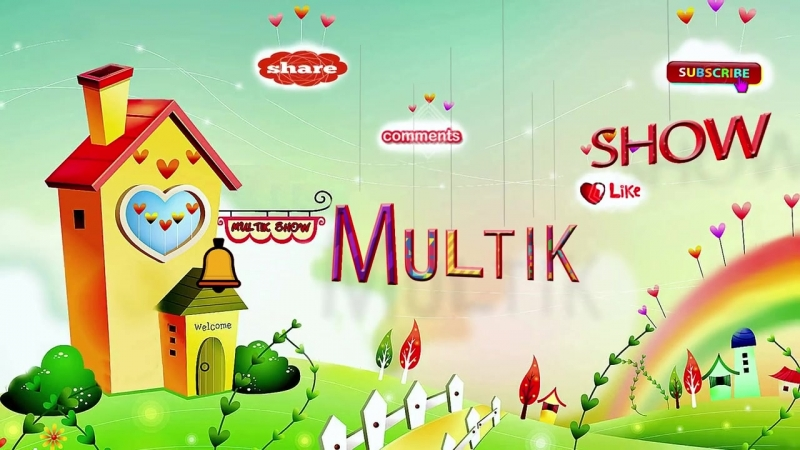 Multik Show Children's and youth educational