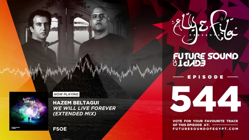 Future Sound of Egypt 544 with Aly Fila (Vivid Album Special)