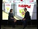 Точка зрения 14 03 2018 Гость студии председатель территориальной избирательной комиссии Гульнара Романова