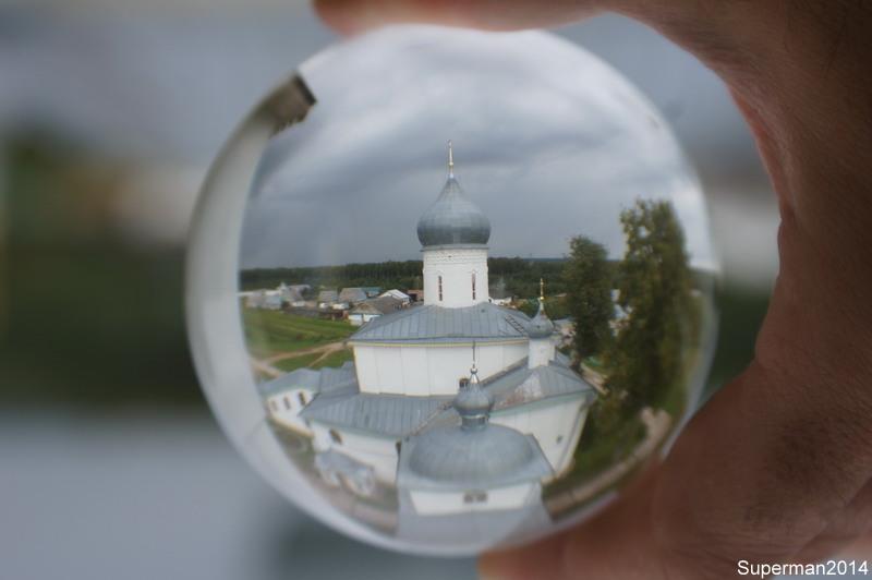 Иоанно-Богословский Крыпецкий мужской монастырь церковь