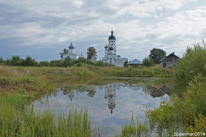 Иоанно-Богословский Крыпецкий мужской монастырь