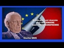 L'Europe de l'U.E est, et sera gouvernée par l'Allemagne pour servir les U.S.A (Hd 720) Remix