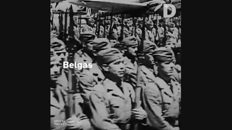 50 países se unieron a luchar contra el fascismo entre ellos Perú