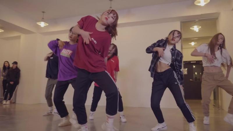 2018 WORKSHOP ¦ Loyalty - GroovyRoom(ft. Ailee, Dok2) @ LESSON STUDIO ¦ Choreography by Luna Hyun
