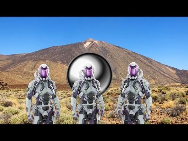 Странный остров! Спец наз против инопланетных пришельцев