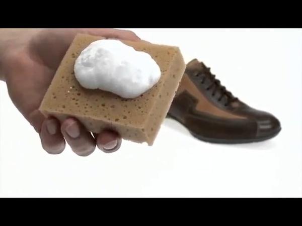 Как правильно ухаживать за обувью SALAMANDER PROFESSIONAL Combi Cleaner