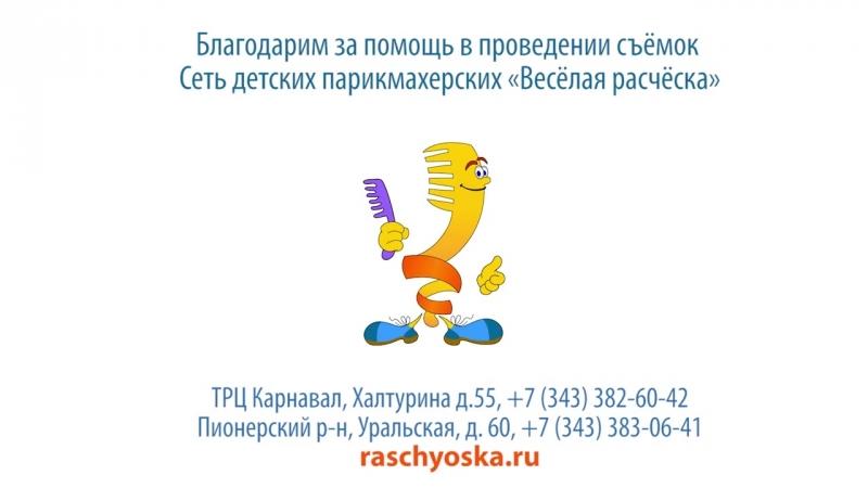 Сеть детских парикмахерских «Весёлая расчёска»