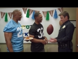 John Nolan joins the party with a few Rookie legends. @EddieGeorge2727 @MarcusAllenHOF @NathanFillion #TheRookie