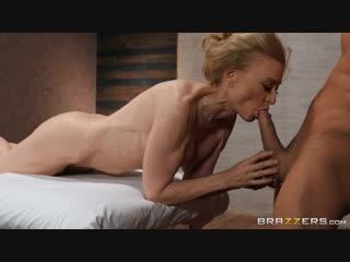 Nina Hartley - Milfy Massage Brazzers. Big Tits, Massage, MILF