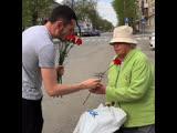 Поздравили Ветеранов / 9 мая / День Победы
