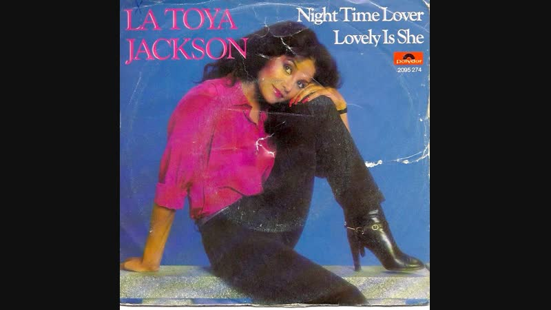 La Toya Jackson - Night Time Lover (1980)