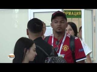 Англичане в Волгограде: Ни один аэропорт мира нас так не встречал!