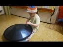 Злата и Hang drum Rav Vast