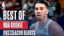 Best of NBA Rookie Postseason Debuts | Donovan Mitchell, Ben Simmons, Jayson Tatum, and More! #NBANews #NBA