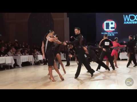 Salvo Sinardi and Viktoria Kharchenko (ITA) - Disney 2018 -Amateur Latin | QF Rumba