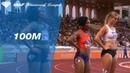 Marie-Joseé Ta Lou 10.89 Wins Women's 100m - IAAF Diamond League Monaco 2018