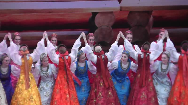 Прялица -Хороводный танец - 15.12.2018
