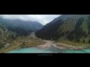 Большое Алматинское Озеро Аэросъёмка