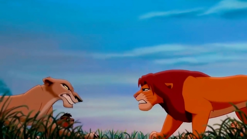 Король лев Зира и Симба - От кого родить