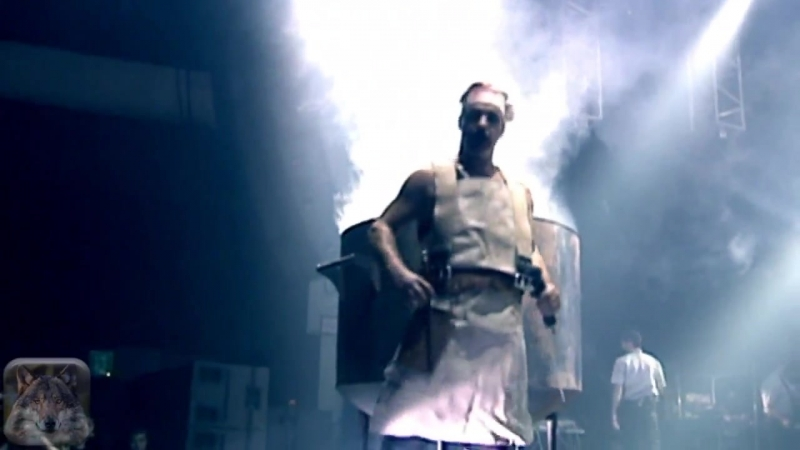 RAMMSTEIN • «Mein Teil» • (Live at Club Citta, Kangawa, Japan) • (2005)