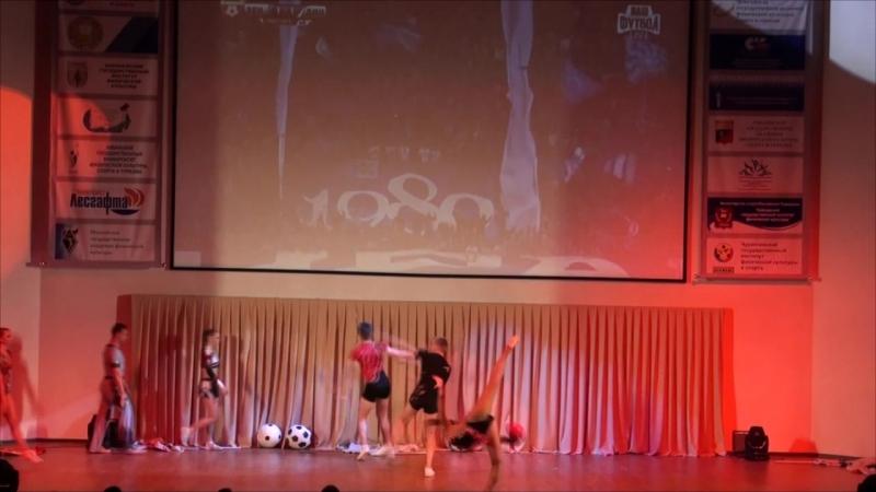 XXI Всероссийский фестиваль вузов ФК 2018. Хит-парад ч.2