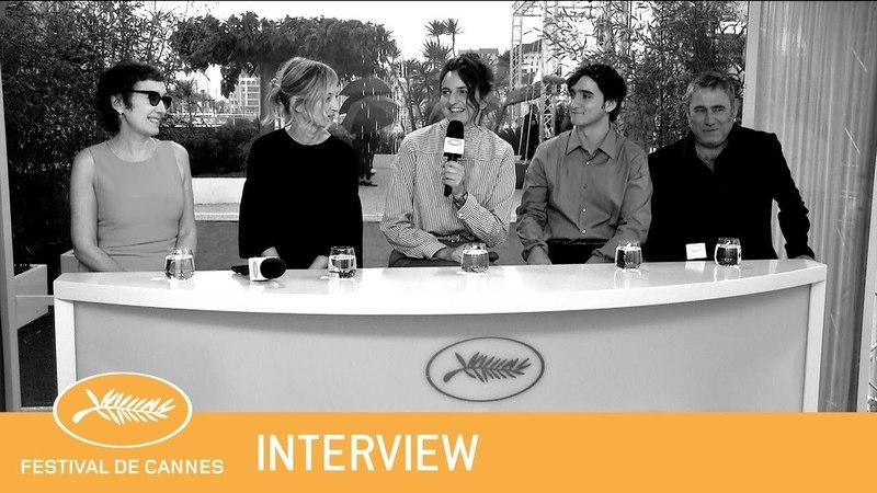LAZZARO FELICE - Cannes 2018 - Interview - EV