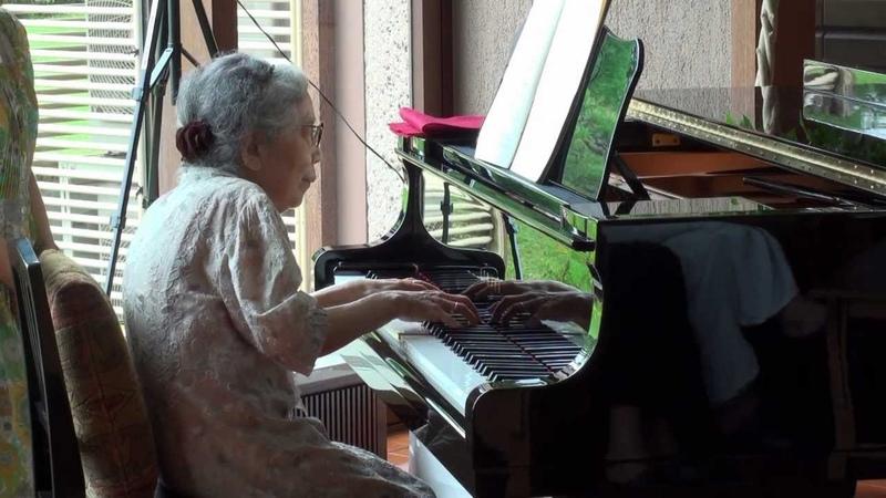 ピアノ演奏: シューベルト『即興曲OP90-4』 2010.07.04
