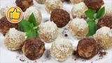Десертные Шарики Без Выпечки, Очень Быстро! Канал ВО! с Юлией Ковальчук