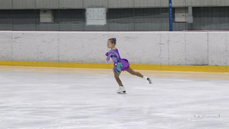 Екатерина Задаура Буревестник 20190416 Ice Spartak G 1U 2010-2011