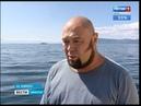 На Байкале общественники подняли со дна брошенные рыболовные сети