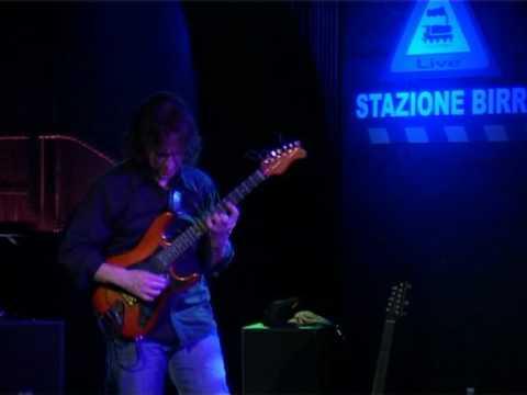 Rocco Zifarelli Linley Marthe Chander Sardjoe Jazz Rock Project Live Stazione Birra Roma 2008 1 2