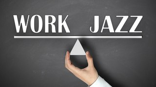 Relaxing JAZZ For WORK - Soft Background Instrumental Music - Concentration Music for Work and Study