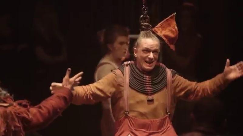 Borders - Cirkus Cirkör Trailer
