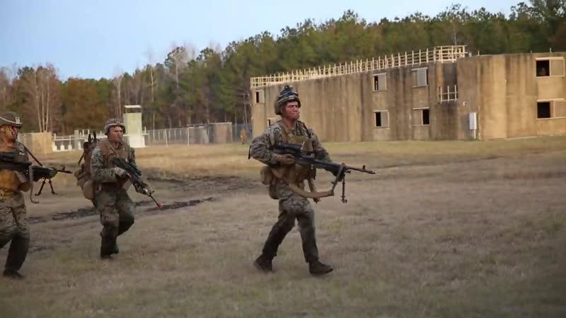 3rd Battalion, 6th Marines Vertical Assault CAMP LEJEUNE, NC, UNITED STATES 06.12.2018