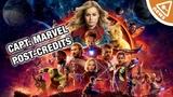 How Captain Marvels Post-Credit Scenes Ties to Avengers Endgame! (Nerdist News w Amy Vorpahl)
