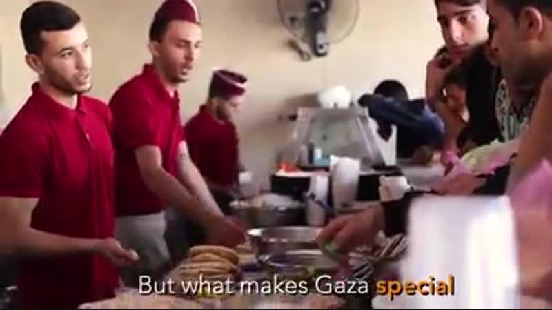 Goûtez cet authentique petit-déjeuner palestinien chaque matin pour seulement 1 $ (Via History of Palestine).